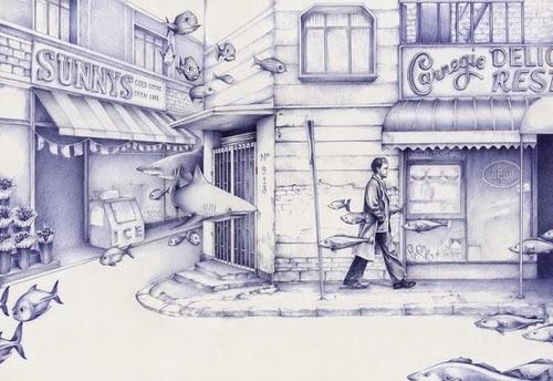 00-Dani-Loureiro-Zero-Gravity-Ballpoint-Pen-Drawings-www-designstack-co