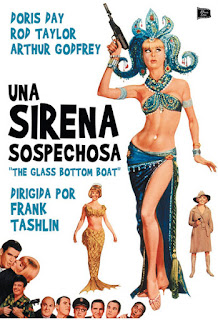 Una sirena sospechosa (1966) Comedia con Doris Day