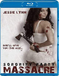 Sorority Party Massacre (2013) BRRip 675MB MKV