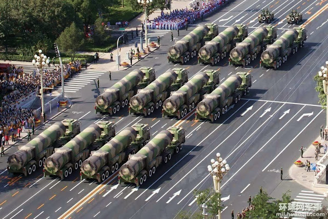 Russia And China Prepare For The Day When They Will Nuke The United States