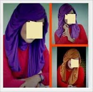 Fashion Hijab Tidak Syar'i 1