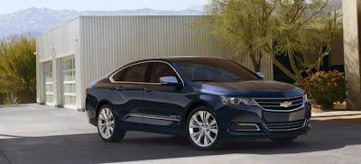 Chevrolet apresenta Impala 2014 em Nova York