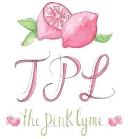 The Pink Lyme - A Lifestyle Blog