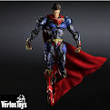 Pre Order DC Comics VARIANT - Square Enix Play Arts Kai: Superman