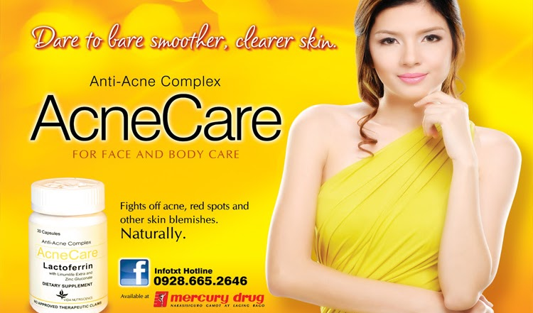 AcneCare – The Anti-Acne Complex x TDP Giveaway! (Closed)