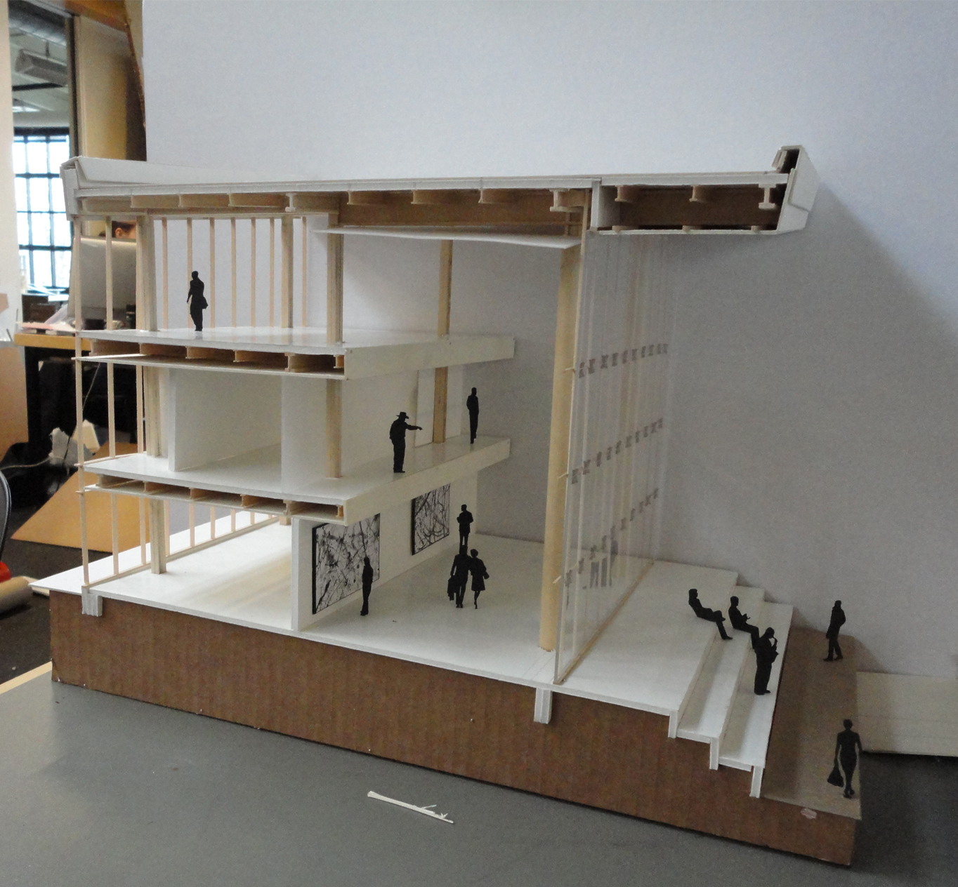 1000 images about section models on pinterest models for 4 1 architecture example