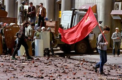 Disturbios URSS