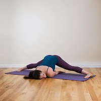 Wide Legged Split Hips Stretches Move