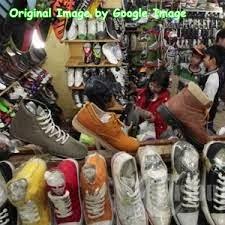 Alamat Grosir Distributor Sandal Sepatu Murah di Indonesia