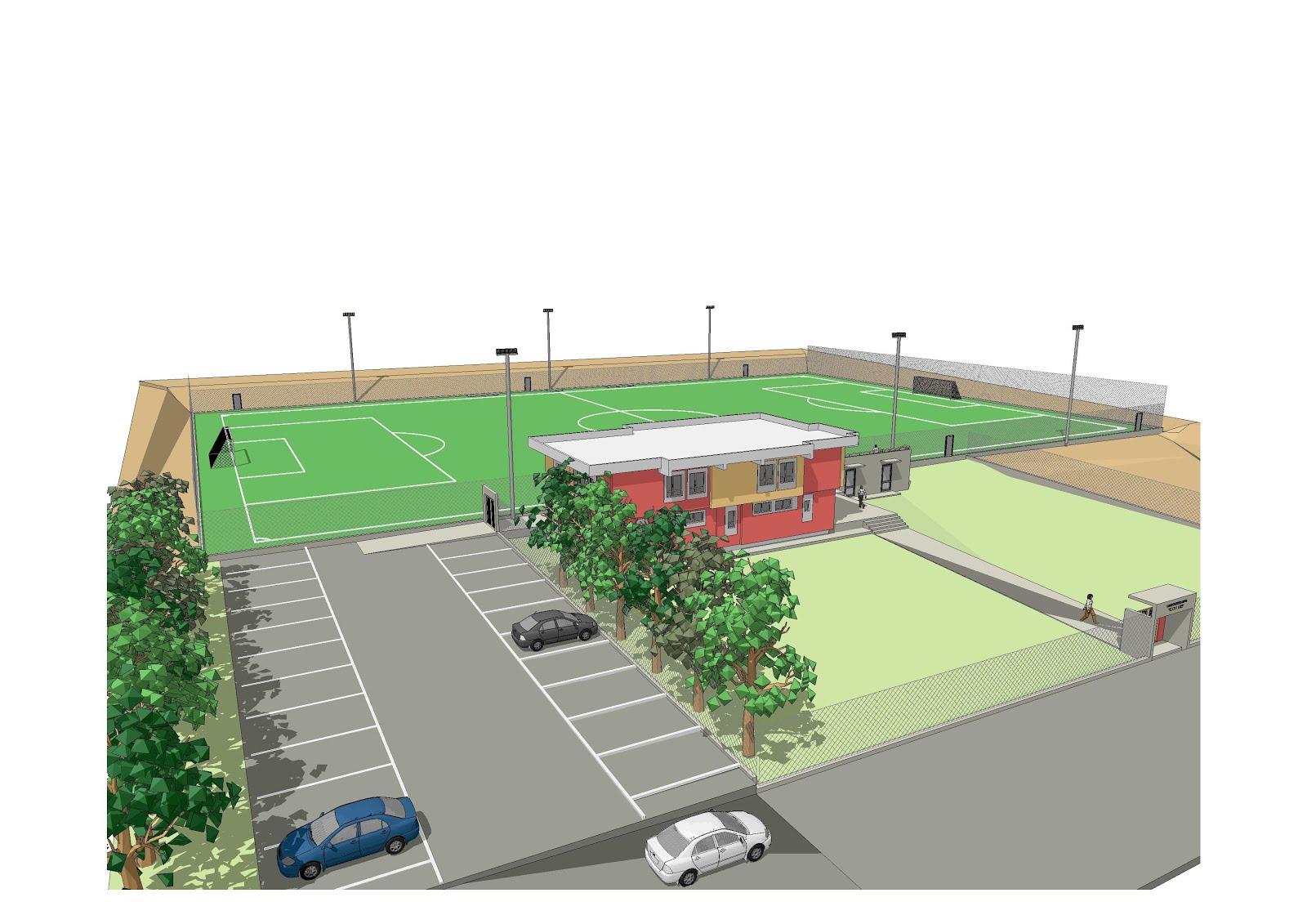 Το νέο μας γήπεδο ποδοσφαίρου