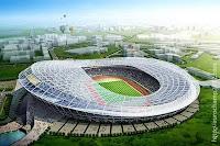 Euro 2012 stadium polandia