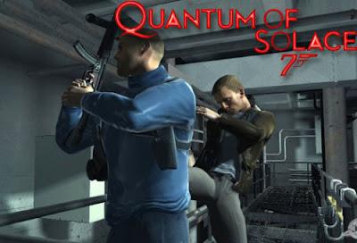 James Bond Quantum of Solace Game