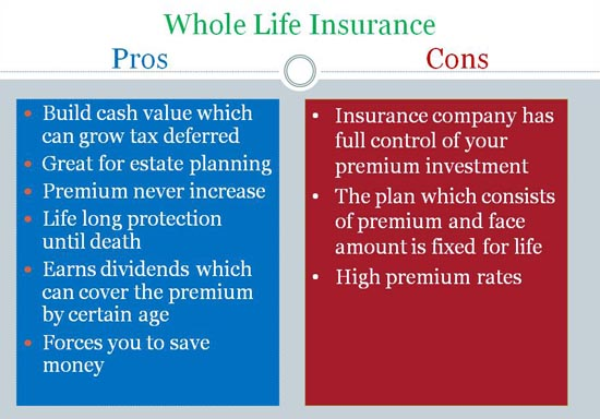 Compare Life Insurance Quotes: Whole Life Insurance