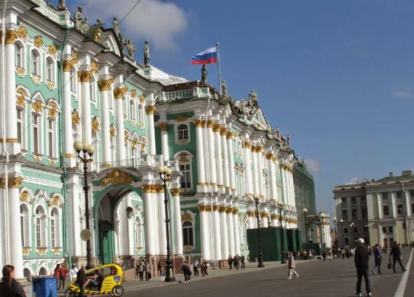 Hermitage, San Petersburgo