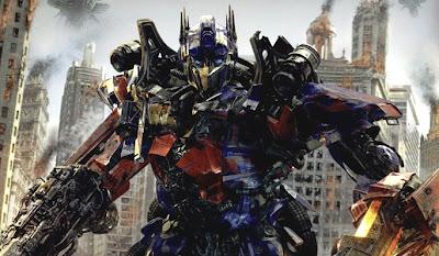 Transformers 3 Filme