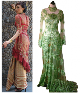 Teen model kebaya modern kebaya sellers | New Fashion Trend