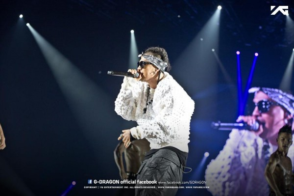 G-Dragon Konser One Of A Kind Di Jepang 03