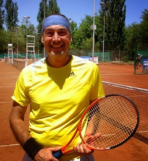 ITF SENIORS  G4 Copa Carlos Herrera - Santiago Chile