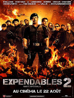 Watch Movie The Expendables 2 (Version francais)