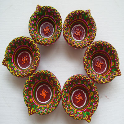 Raasrang Design Diwali Diya