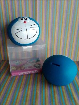 Celengan Doraemon Kepala, Celengan, Pernak-Pernik, Doraemon, celengan karet, celengan doraemon, celengan lucu, celengan unik, celengan murah, celengan karakter, celengan unik dan lucu, celengan uang, celengan plastik, pernak pernik lucu, pernak pernik unik, pernak pernik unik dan lucu, grosir pernak pernik, pernak pernik doraemon