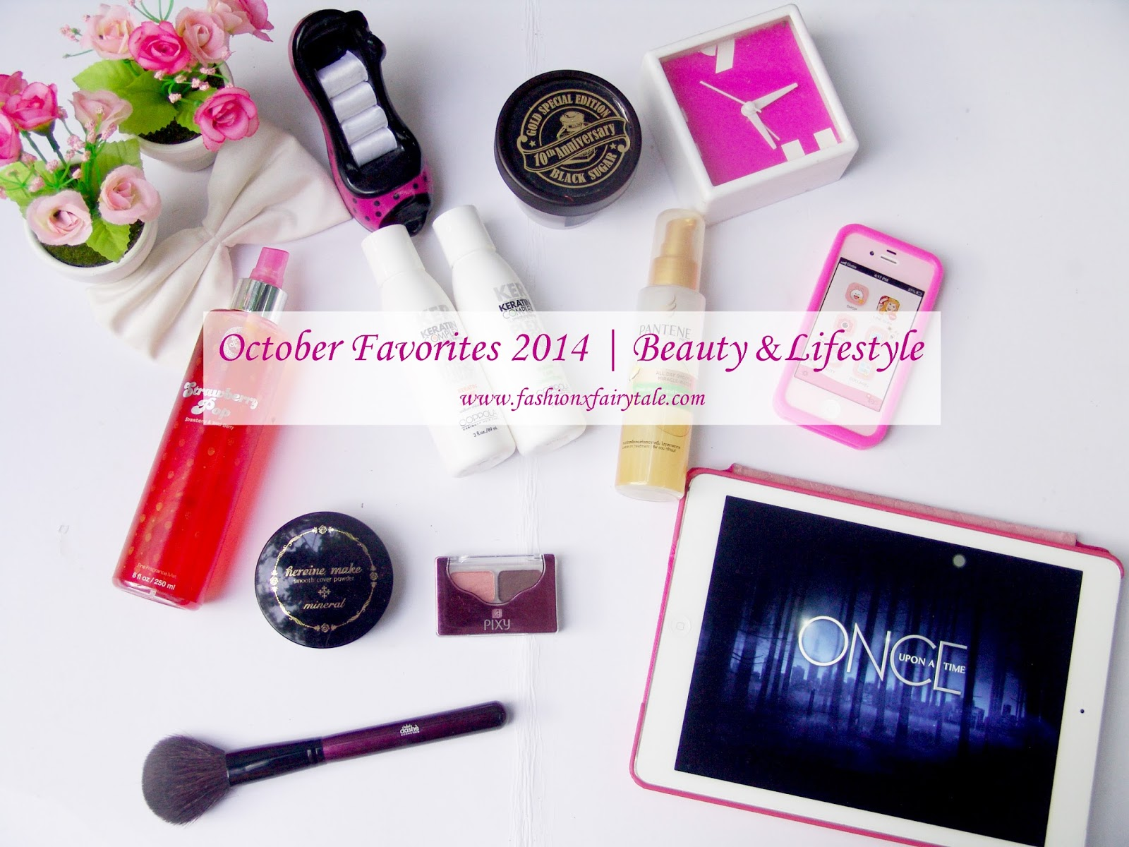 October Favorites 2014 | Beauty & Lifestyle