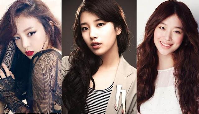 Siapa Artis Korea Selatan Tercantik? Ini Versi Ahli Bedah Plastik