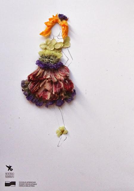 creative floral illustrations