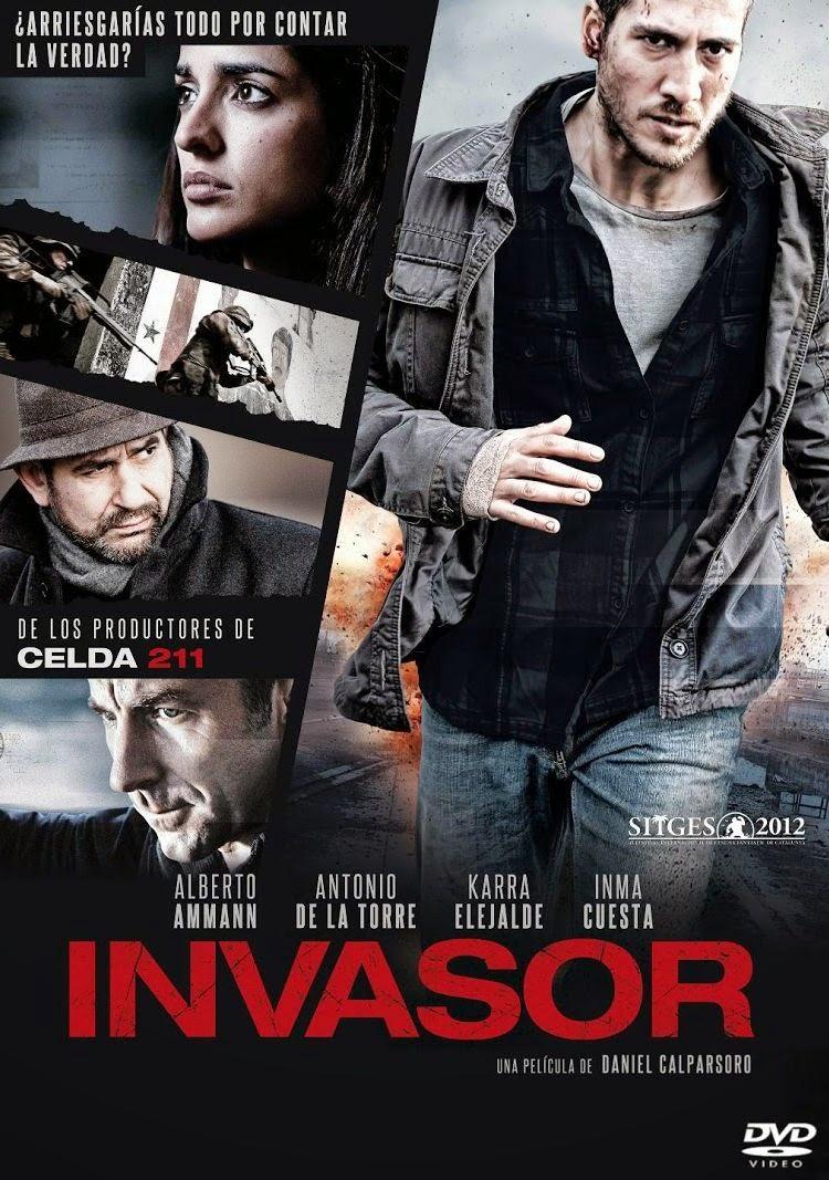 Invasor – Dublado (2012)