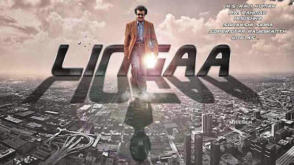 Lingaa (2014) Movie Poster No. 4