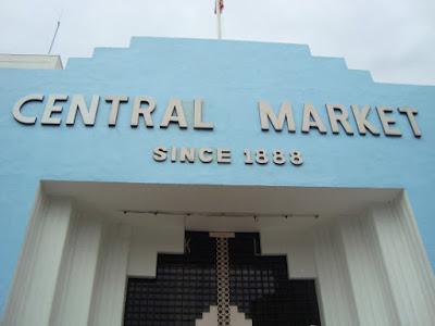 Central Market or Pasar Seni, Kuala Lumpur