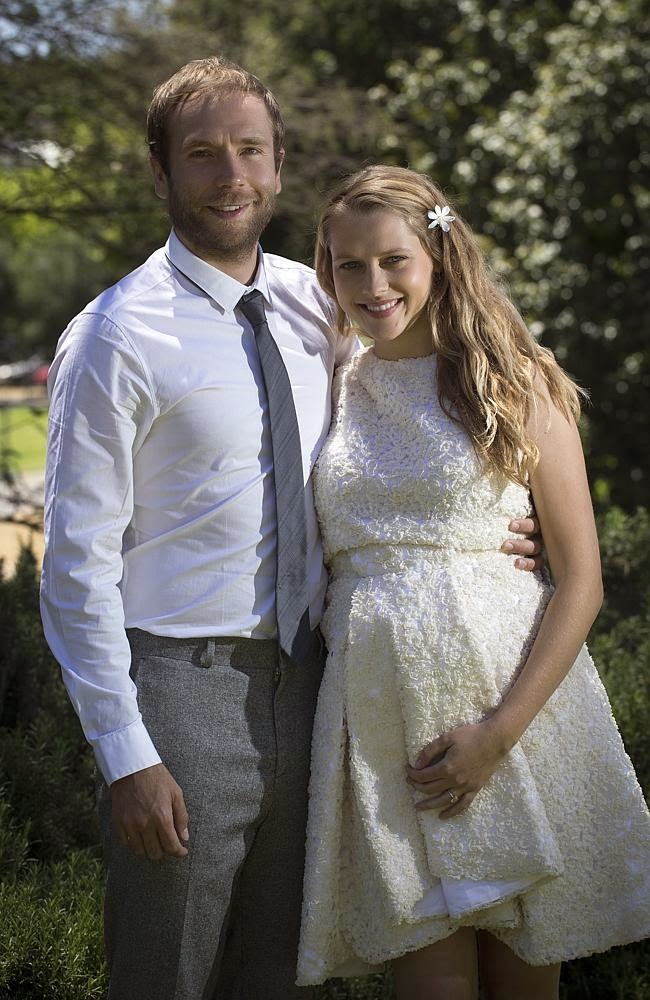 Mark and teresa wedding
