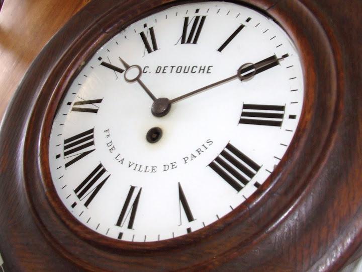 C. Détouche fut l'un des grand horlogers du milieu du XIX ème