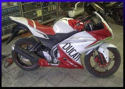 Bengkel Modifikasi Yamaha Vixion Jakarta