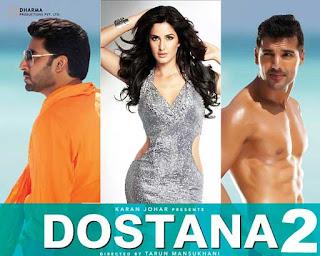Dostana 2 Online Full Movie