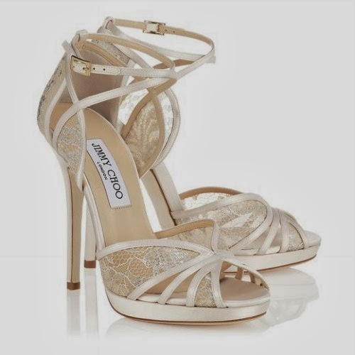 Jimmy Choo Bridal Bags and Shoes 2014 Campaign