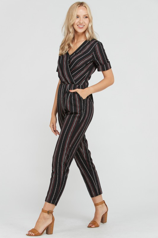 Walk this way! Jumpsuits that move.