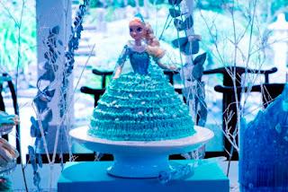 Dekorasi Ulang Tahun Anak Perempuan Mewah Tema Frozen