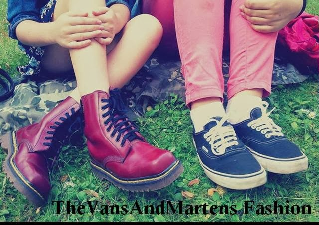 TheVansAndMartens Fashion