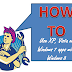 HOW TO ... Run Programs & Games Made for XP, Vista and Windows 7 on Windows 8 Operating System