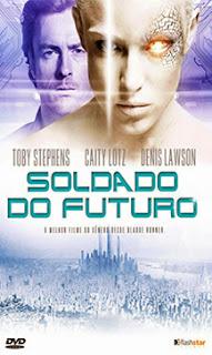 Soldado do Futuro - DVDRip Dual Áudio