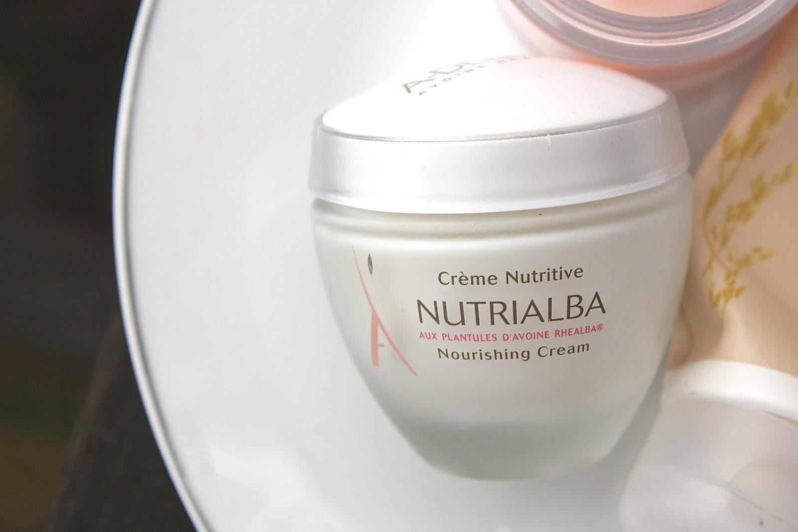 Aveda Nutrialba Nourishing Cream Review