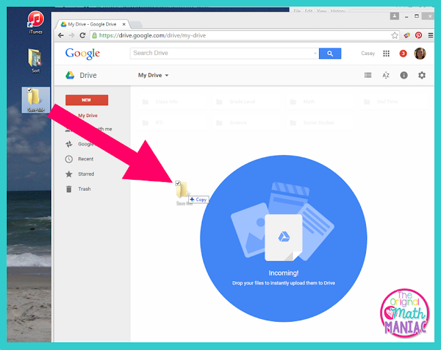 how to have multiple google drive accounts on one computer