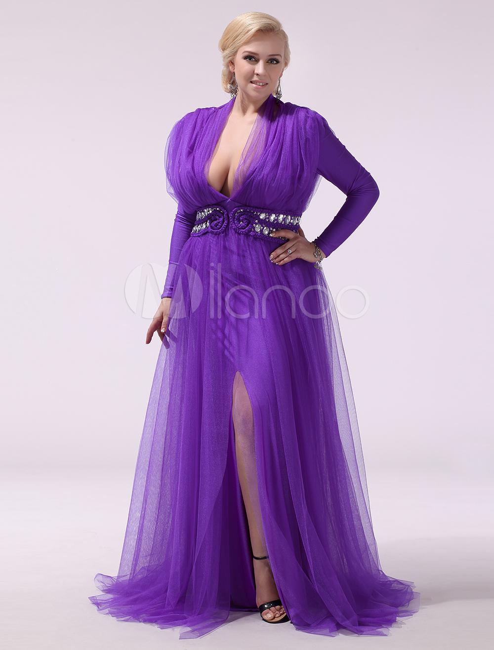 TODA MUJER ES BELLA: Fotos de vestidos de fiesta para gorditas