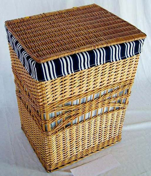 fashion and art trend basketry