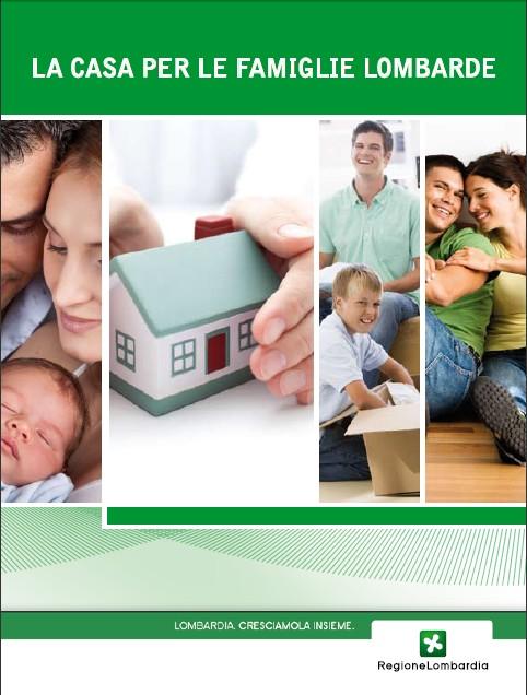 Pensieri di libert la casa per le famiglie lombarde for Mutuo per la costruzione della propria casa