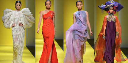 Philippine Fashion Week ~ S/S 2013