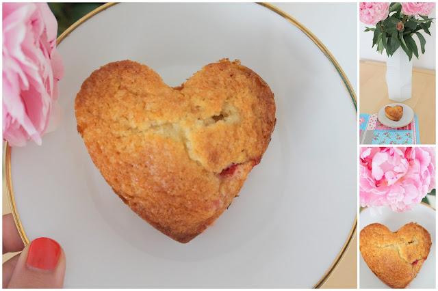 Muffin-Herz
