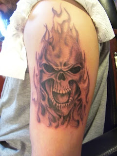 best pictures of Skull Tattoos-8