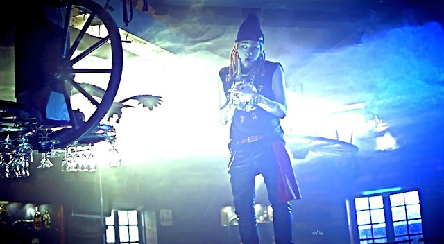 Block B Zico's comeback teaser screencap 121015